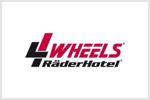 4 Wheels Logo