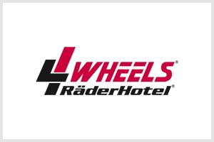 4 Wheels Logo