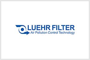 Luehr Filter Logo