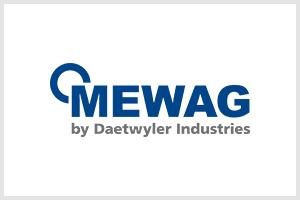 Mewag Logo