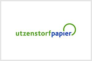 Utzenstorf Papier Logo