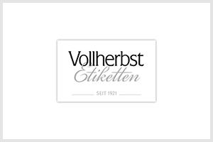 Vollherbst Etiketten Logo